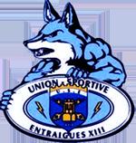 Logo de l'US Entraigues XIII